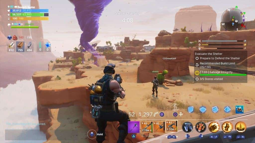 Fortnite: Save the World Review - Co-Op Gaming