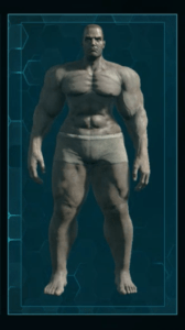 ARK male character