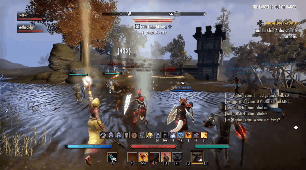 ESO Review