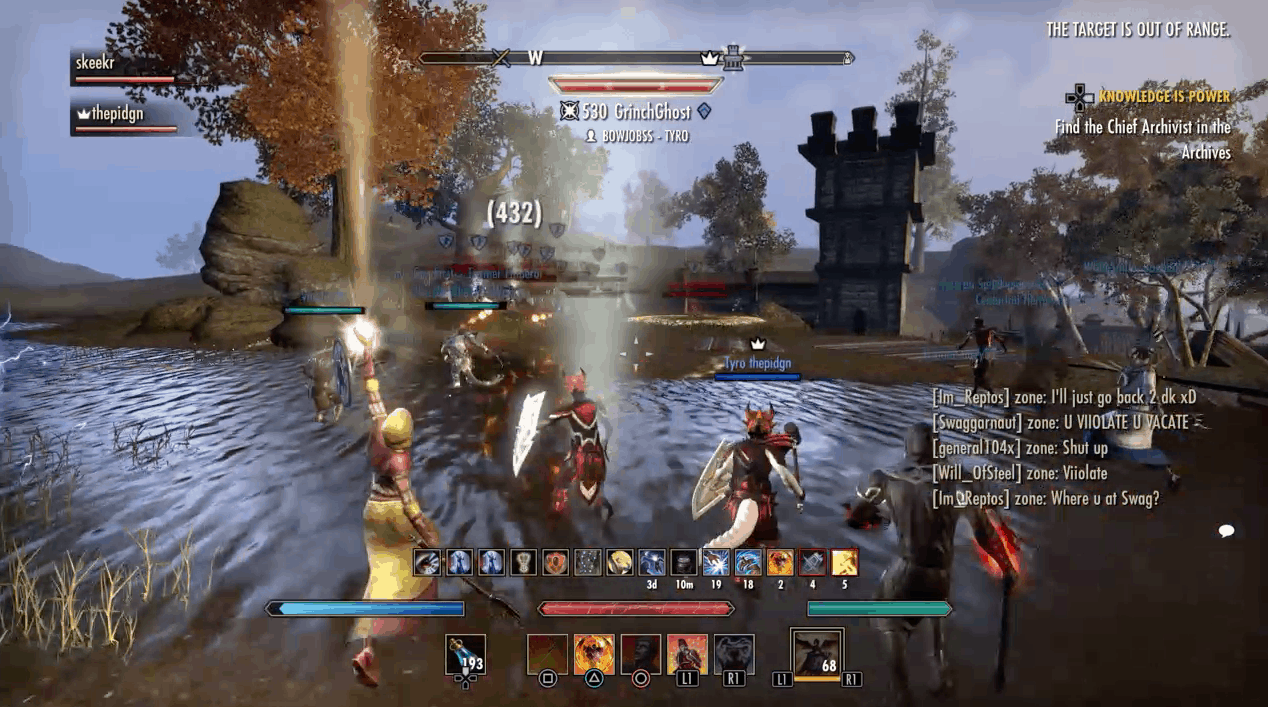 Fear and Loathing in Tamriel: Elder Scrolls Online Review