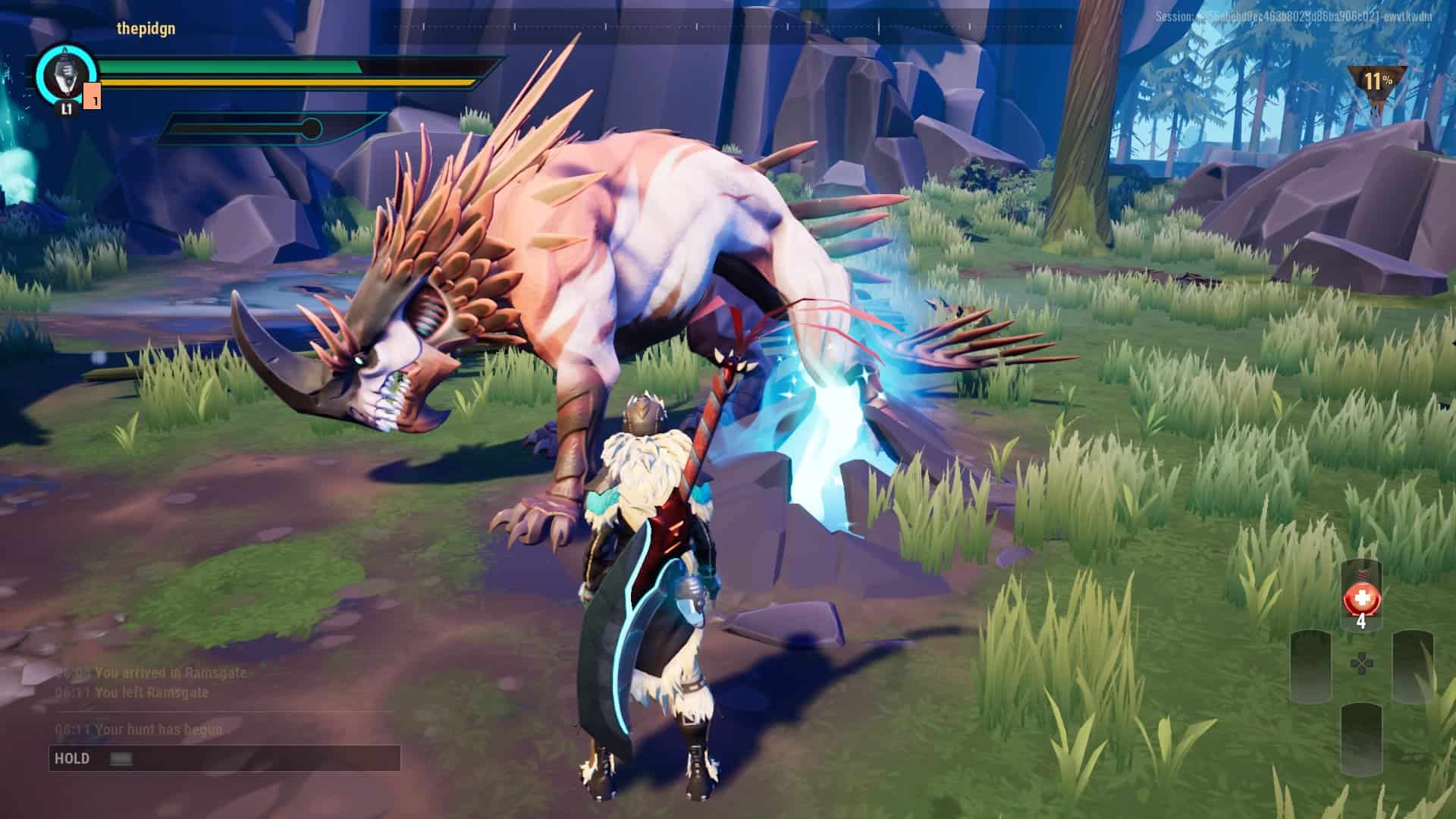 dauntless embermane