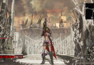 Lost in Code Vein