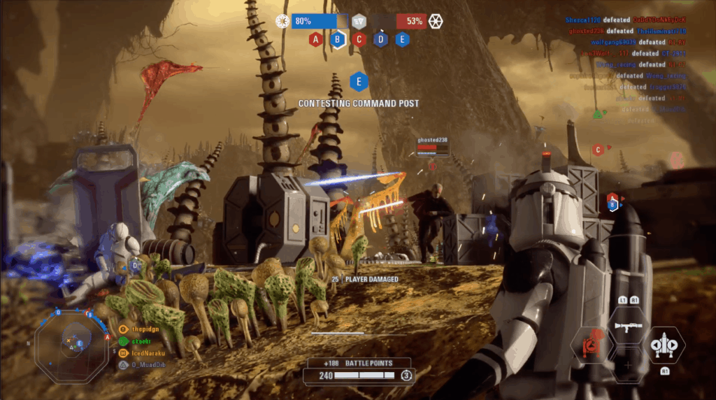 Star Wars Battlefront 2 Supremacy still